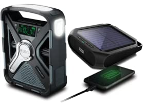 Eton Solar Speaker or Weather Radio