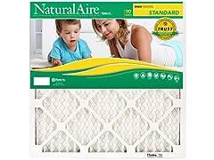 Naturalaire Standard Air Filter