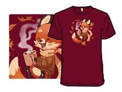Cozy Fox Fall