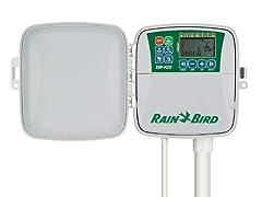 Rain Bird Controller and Pop-up Spray Heads