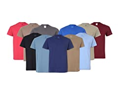 Fruit of the Loom Pocket Tees 12-Pack