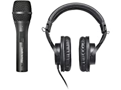 Audio-Technica Working and Learning from Home Bundle