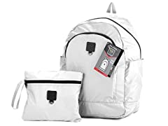 Go!Sac Backpack, White