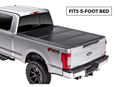 Hard Folding Truck Bed Cover (Chevy/GMC)