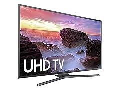 Samsung MU6300 4K UHD Wi-Fi Smart TVs