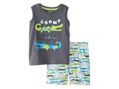 Gator Short Set (2T-4T)