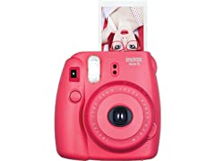 Fujifilm Instax Mini 8 Instant Film Cam
