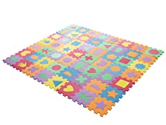 Shapes Puzzle Learning Mat