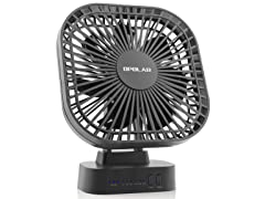 OPOLAR 5200mAh Battery Operated Fan