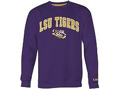 LSU Men's Crew Sweatshirt