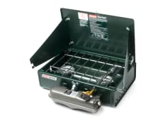 Dual Fuel 2-Burner Stove
