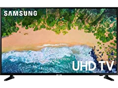 "Samsung 65"" NU6070 Series 2160p 4K UHD Smart TV"