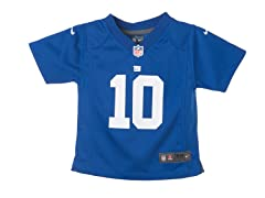 Giants - Eli Manning #10 (Inf. 12-24m)