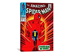 Spider-Man Issue Cover #50