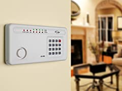 Skylink Complete Wireless Alarm System, White