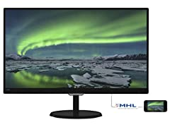 "Philips 25"" LCD Monitor"
