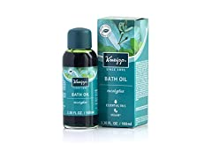 Kneipp Eucalyptus Herbal Bath Oil