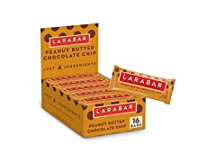 Larabar Peanut Butter Choc Chip, 16ct