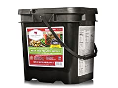 Wise Company Emergency Food Supply, Freeze Dried Meat