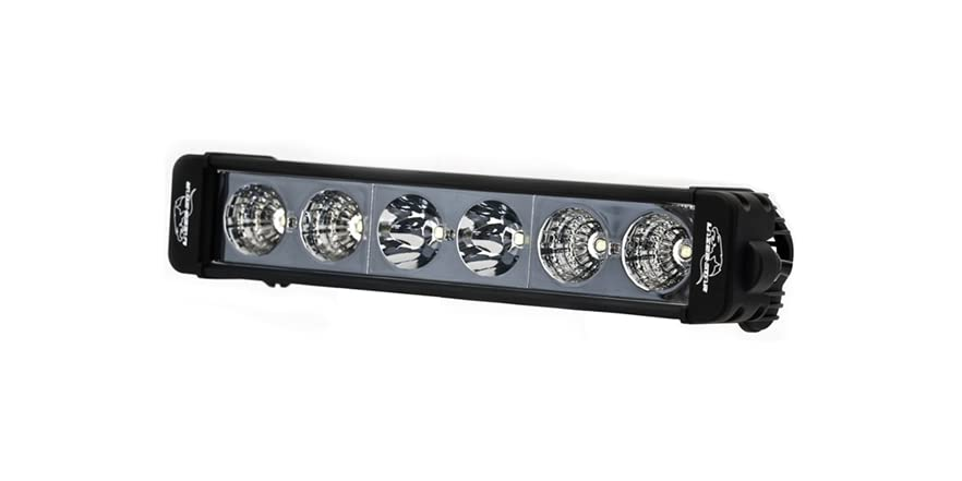 12 inch 10 watt 6 led combination light bar 89867
