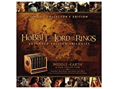 Middle Earth Collector's Edition [Blu-ray]