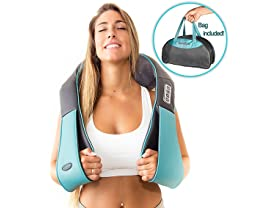 Shiatsu Neck and Shoulder Massager with Heat