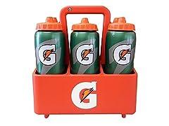 Gatorade Pro Squeeze Bottle 32oz 6-Pack