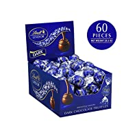 60-Count Lindt Lindor Chocolate On Sale