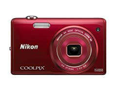 Nikon 16MP Digital Camera w/ 6x Optical Zoom