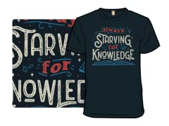 Starving for Knowledge