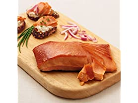 Smoked Sockeye Salmon 2 oz., 6 Pack