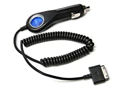 Car Charger for 30-pin iPod/iPhone