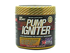 Pump Igniter, 14 Servings - Grape
