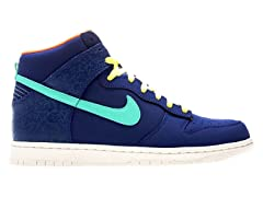 Dunk Hi Basketball Shoe - Blue