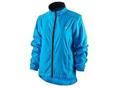 Women's Tour Jacket, Blue (M, L)