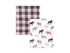 Unisex Baby Cozy Plush Luxury Blankets