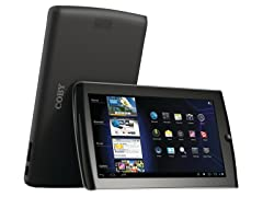 "Coby 7"" Capacitive Touchscreen Tablet"