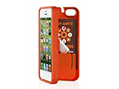 iPhone 5/5s Case w/Hinged Back