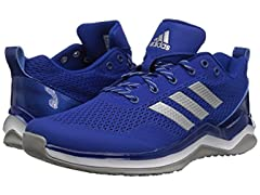 Adidas Speed Trainer 3 Kids Ankle-High Mesh Training Shoe