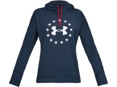 Women's UA Freedom Funnel Neck Shirt