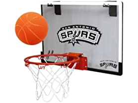 NBA Game On Basketball Hoop & Ball Set