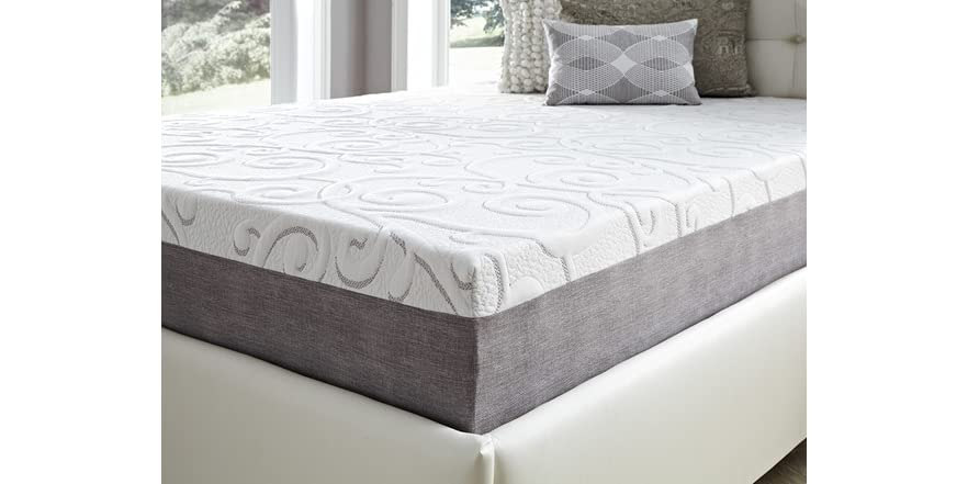 Simmons Curv Gel Memory Foam Mattresses Your Choice 8