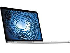 "Apple 15"" 512GB Intel i7 Retina Macbook Pro"