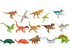 Hasbro Jurassic World Bag of 15 3'' Dinosaurs