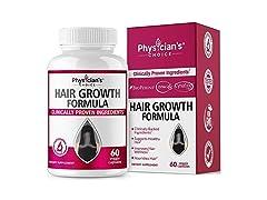 Hair Growth Vitamin Supplements