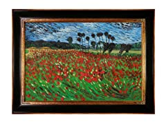 Van Gogh - Field of Poppies