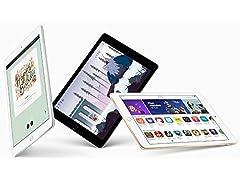 """Apple 9.7"""" iPad 6 (2018) Your Choice (S&D)"""