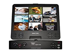 "Night Owl 8-Channel DVR w/ 10.1"" Screen"