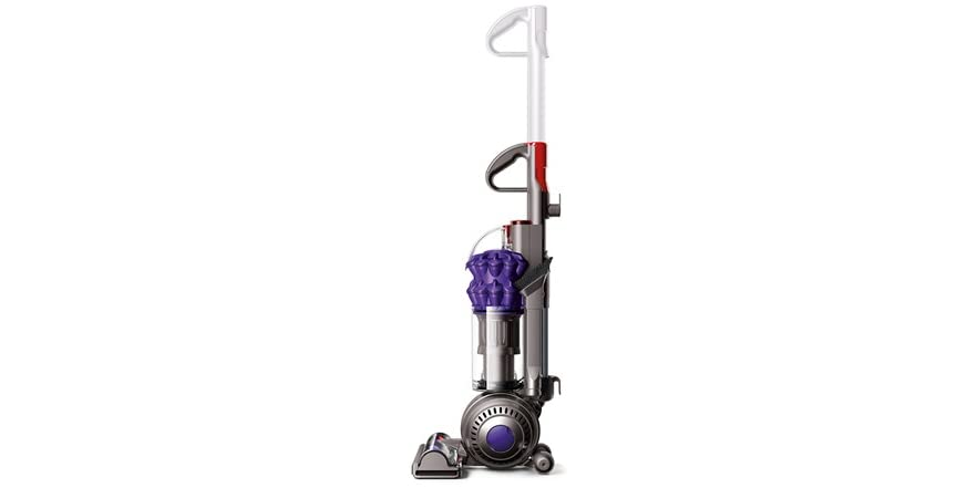 dyson dc50 mutlifloor purple. Black Bedroom Furniture Sets. Home Design Ideas