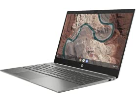 "HP 15.6"" Full-HD 128GB Touch Chromebook"